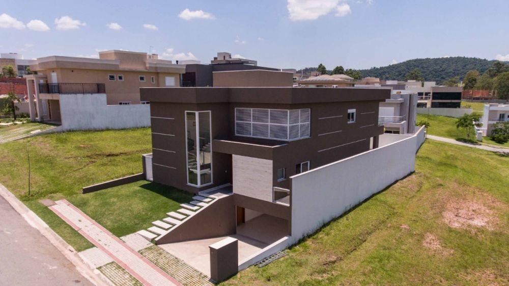 Casa em condomínio à venda  no Tamboré - Santana de Parnaíba, SP. Imóveis
